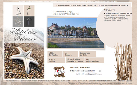 Hotel villers sur mer hotel de charme proche deauville cabourg en normandie - Hotel de charme perche ...
