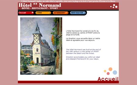 Hotel yport en normandie proximite d 39 etretat et le havre for Hotels yport
